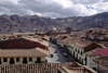Cuzco, Peru: the beautiful tile roofs of the Andean city of Cuzco - photo by C.Lovell
