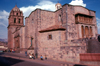 Cusco, Peru: Cathedral of Santo Domingo, built over the ruins of the Inca Viracocha's palace - photo by J.Fekete