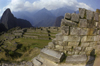 Machu Picchu, Cuzco region, Peru: the INCA ruins of Machu Picchu in the Urubamba Valley are the most extensive ever found - photo by C.Lovell