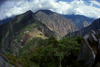Machu Picchu, Cuzco region, Peru: the Machu Picchu and the Urubamba river valley as seen from Huayna Picchu - photo by C.Lovell