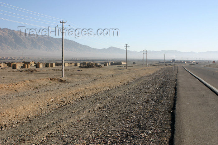 afghanistan30: Afghanistan - Herat province - road from Herat to the Iranian border - photo by E.Andersen - (c) Travel-Images.com - Stock Photography agency - Image Bank