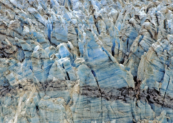 alaska122: Alaska - Glacier Bay NP: Margerie Glacier (photo by A.Walkinshaw) - (c) Travel-Images.com - Stock Photography agency - Image Bank