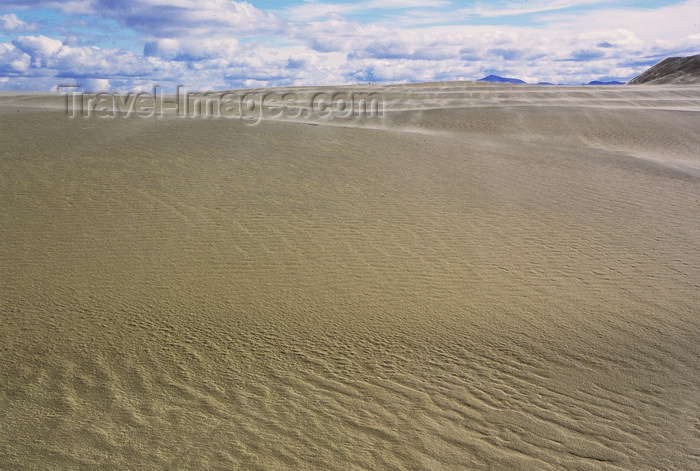 alaska156: Brooks range, Alaska: the windy Kobuk sand dune desert - photo by E.Petitalot - (c) Travel-Images.com - Stock Photography agency - Image Bank