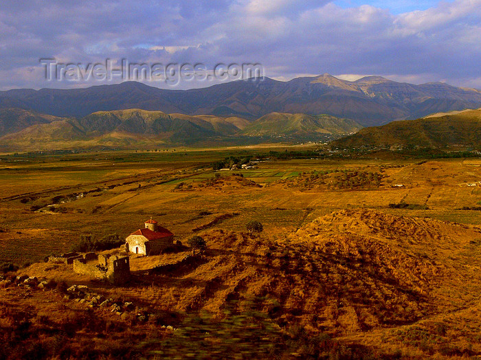 albania121: Gjirokaster county, Albania: rural landscape - photo by J.Kaman - (c) Travel-Images.com - Stock Photography agency - Image Bank