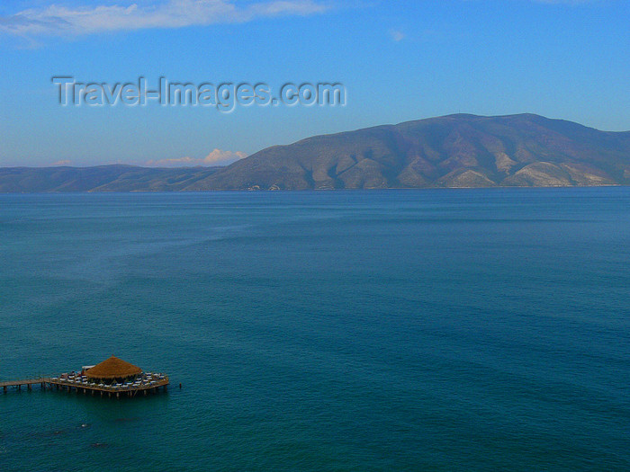 albania132: Vlorë, Albania: view of the Adriatic sea - photo by J.Kaman - (c) Travel-Images.com - Stock Photography agency - Image Bank