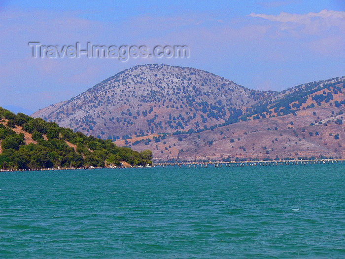 albania147: Butrint, Sarandë, Vlorë County, Albania: Butrint Lake - photo by J.Kaman - (c) Travel-Images.com - Stock Photography agency - Image Bank