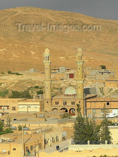 algeria100: Algeria / Algerie - El Hamel  - Wilaya de M'Sila: main mosque - photo by J.Kaman - mosquée principale - (c) Travel-Images.com - Stock Photography agency - Image Bank