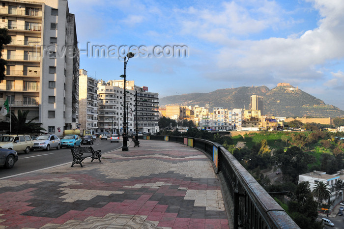 algeria179: Oran, Algeria / Algérie: sea front - Boulevard de l'Armée de Libération Nationale - all building numbers are even - photo by M.Torres | Front de Mer - Boulevard de l'Armée de Libération Nationale - tous 