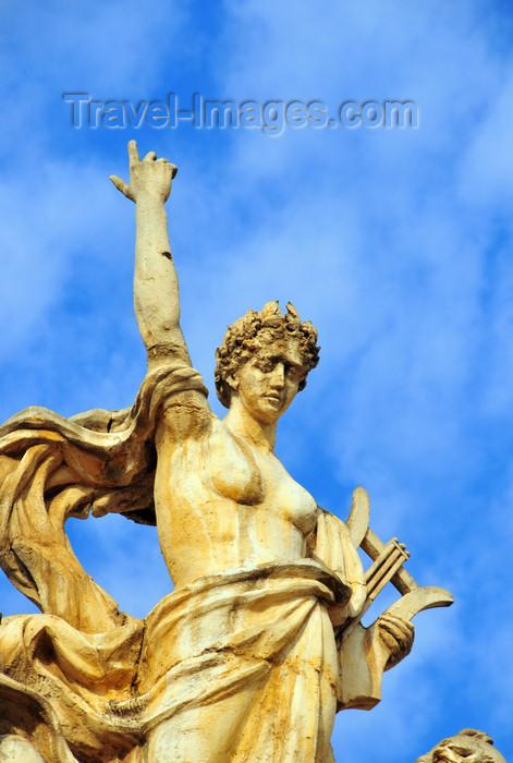 algeria237: Oran, Algeria / Algérie: the Opera house - statue by Fulconis, representing the opera - Place du 1er Novembre 1954 - photo by M.Torres | l'Opéra - statue exécutée par le sculpteur Fulconis, représentent l'Opéra - Place du 1er Novembre 1954 - (c) Travel-Images.com - Stock Photography agency - Image Bank