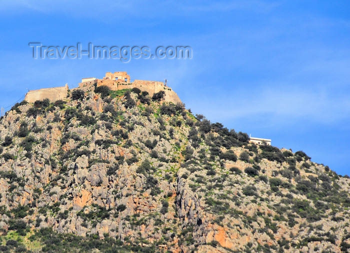 algeria339: Algeria / Algérie - Béjaïa / Bougie / Bgayet - Kabylie: Algeria / Algérie - Béjaïa / Bougie / Bgayet - Kabylie: Yemma Gouraya mountain and its fort | montagne Gouraya et son fort - photo by M.Torres - photo by M.Torres - (c) Travel-Images.com - Stock Photography agency - Image Bank
