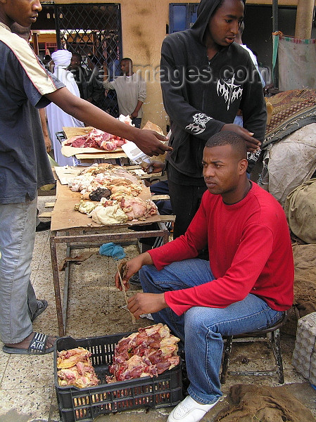 algeria64: Algeria / Algerie - Ouargla / Wargla: at the market - photo by J.Kaman - au marché - (c) Travel-Images.com - Stock Photography agency - Image Bank