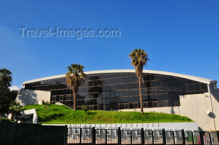 algeria689: Algiers / Alger - Algeria / Algérie: Mohamed Boudiaf Olympic sports complex - Dely Ibrahim | Complexe Olympique Mohamed Boudiaf - commune de Dely Ibrahim - photo by M.Torres - (c) Travel-Images.com - Stock Photography agency - Image Bank