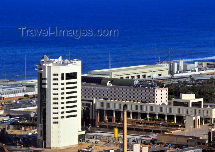 algeria700: Algiers / Alger - Algeria / Algérie: Sofitel hotel, Hassiba ben Bouali street | Hôtel Sofitel, Rue Hassiba ben Bouali, ex-Sadi Carnot - photo by M.Torres - (c) Travel-Images.com - Stock Photography agency - Image Bank