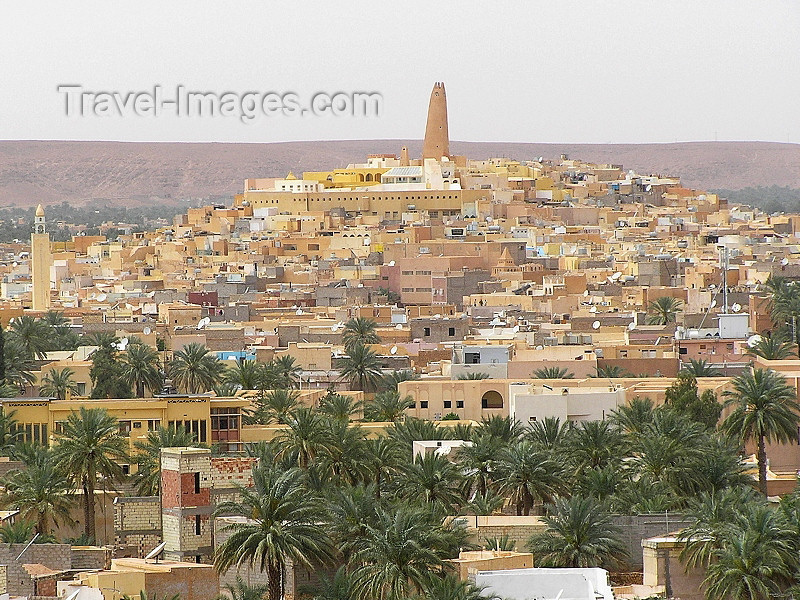 algeria86: Algeria / Algerie - M'zab - Ghardaïa wilaya: Ghardaia - photo by J.Kaman - (c) Travel-Images.com - Stock Photography agency - Image Bank