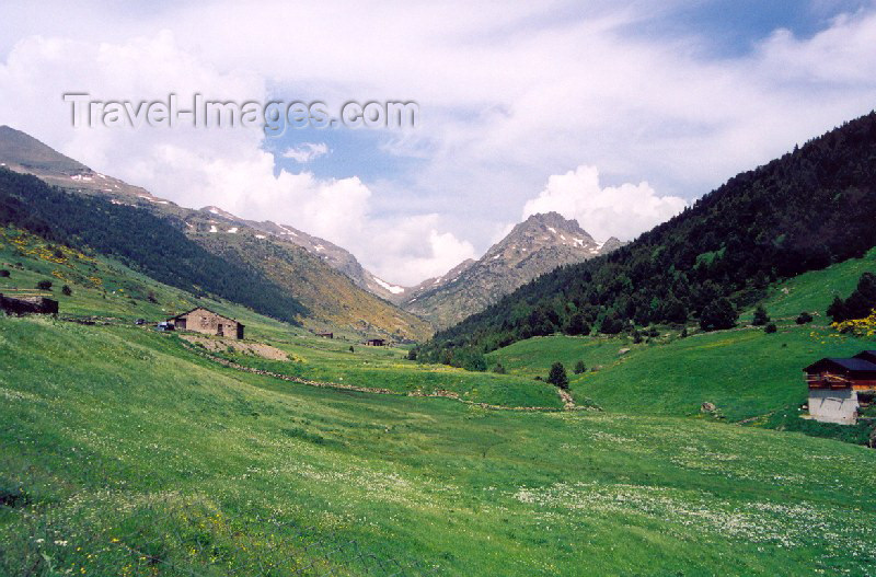 andorra29: Andorra - Coma de Ransol - Pyrenees (photo by M.Torres) - (c) Travel-Images.com - Stock Photography agency - Image Bank