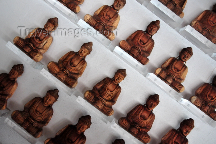 anguilla30: Maundays Bay, West End Village, Anguilla: Buddhas - Cap Juluca resort - photo by M.Torres - (c) Travel-Images.com - Stock Photography agency - Image Bank