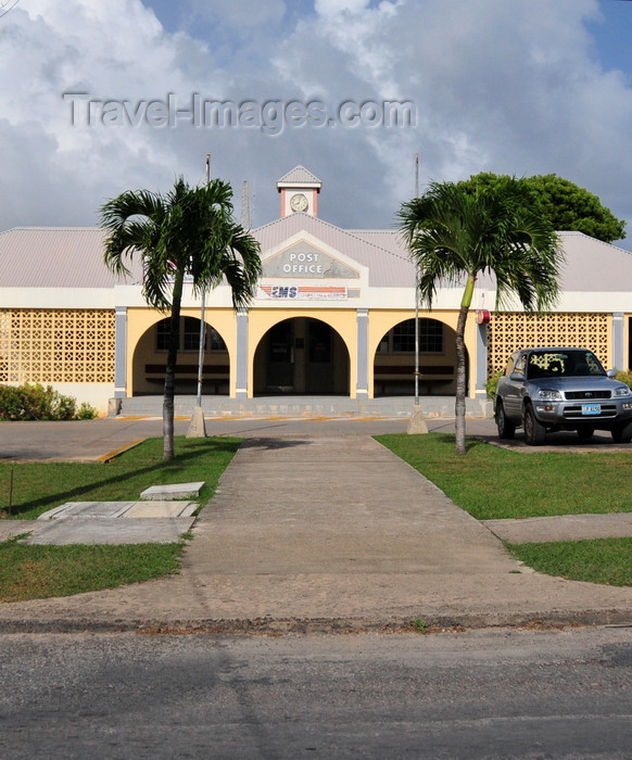 anguilla53: The Valley, Anguilla: General Post Office - Carter Ray Boulevard - photo by M.Torres - (c) Travel-Images.com - Stock Photography agency - Image Bank