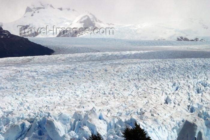 argentina132: Argentina - Los Glaciares National Park / Parque Nacional los Glaciares (Santa Cruz): Perito Moreno glacier - ice-field - Unesco world heritage site (photo by N.Cabana) - (c) Travel-Images.com - Stock Photography agency - Image Bank