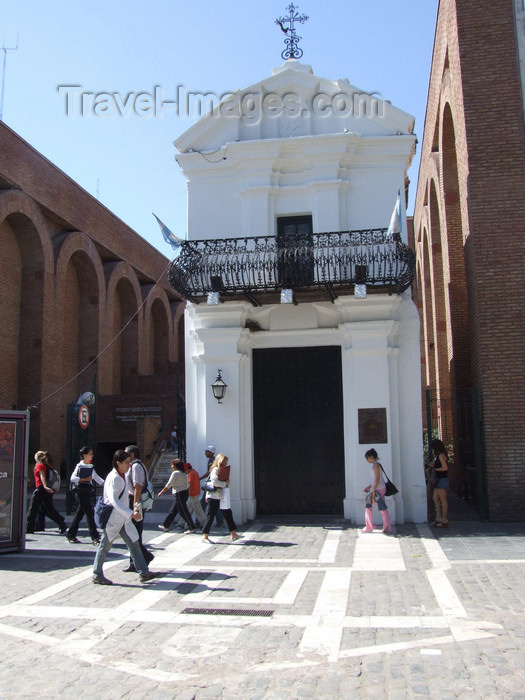 argentina185: Argentina - Córdoba - former church, now the Dean Gregorio religious museum and  Obispo Mercadillo center - images of South America by M.Bergsma - (c) Travel-Images.com - Stock Photography agency - Image Bank