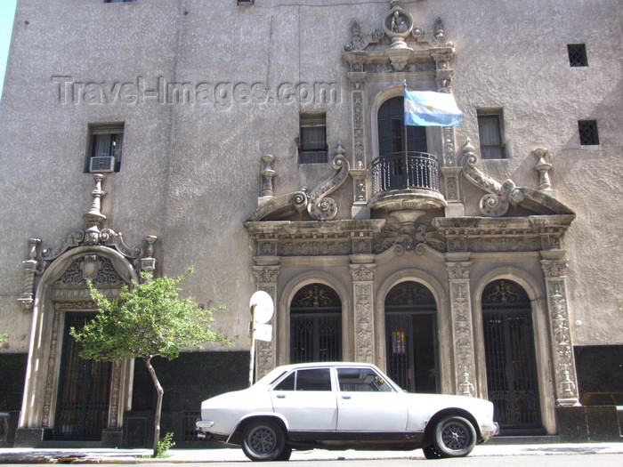 argentina186: Argentina - Córdoba - Great Architecture - images of South America by M.Bergsma - (c) Travel-Images.com - Stock Photography agency - Image Bank