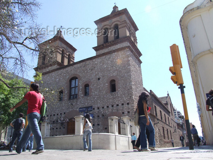 argentina189: Argentina - Córdoba - Iglesia Compañía de Jesús - Jesuit Block - Manzaba Jesuítica - UNESCO world heritage - images of South America by M.Bergsma - (c) Travel-Images.com - Stock Photography agency - Image Bank