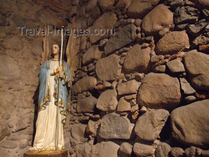 argentina191: Argentina - Córdoba - Jesuit cript - angel - Cripta Jesuitica - images of South America by M.Bergsma - (c) Travel-Images.com - Stock Photography agency - Image Bank