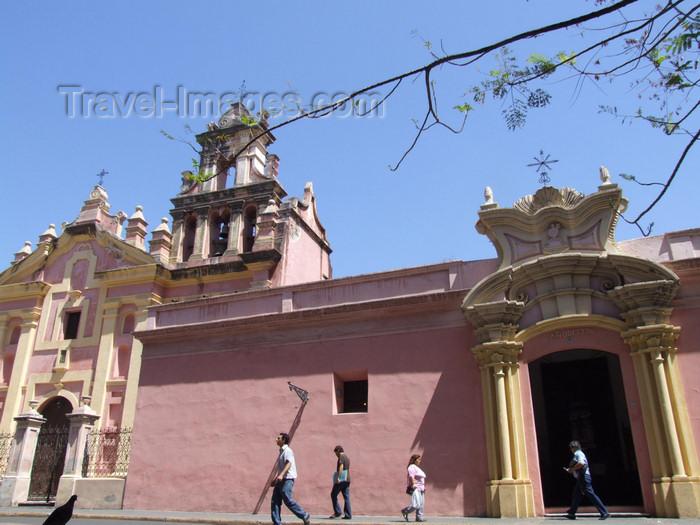 argentina58: Argentina - Córdoba - Monastery Juan de Tejeda - gate - images of South America by M.Bergsma - (c) Travel-Images.com - Stock Photography agency - Image Bank