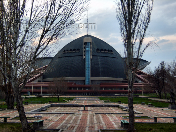armenia118: Armenia - Yerevan: Karen Demirchian Sports & Concert complex - photo by S.Hovakimyan - (c) Travel-Images.com - Stock Photography agency - Image Bank