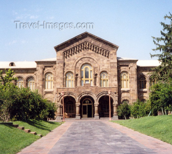 armenia29: Armenia - Echmiatsin: clerical building - photo by M.Torres - (c) Travel-Images.com - Stock Photography agency - Image Bank