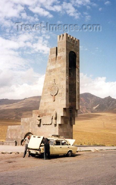 armenia38: Armenia - Vorotan pass, Syunik province: entering Zangezur region - photo by M.Torres - (c) Travel-Images.com - Stock Photography agency - Image Bank