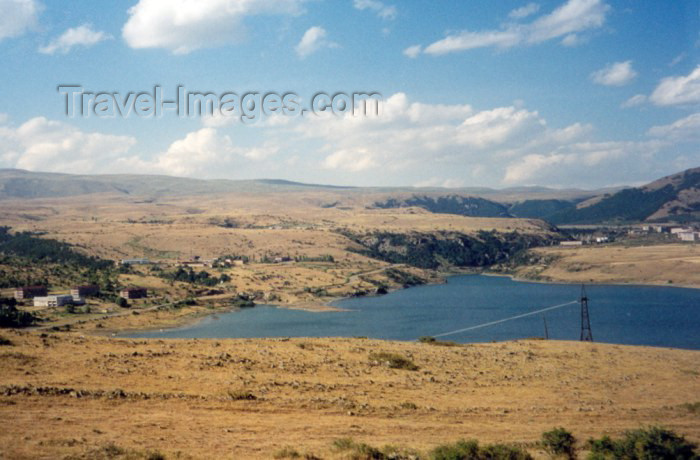 armenia42: Armenia - Kechut, Vayots Dzor province: the reservoir - photo by M.Torres - (c) Travel-Images.com - Stock Photography agency - Image Bank