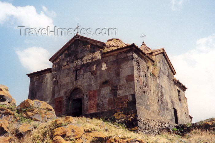 armenia59: Armenia - Ayrivan, Gegharkunik province: Hayravank  - photo by M.Torres - (c) Travel-Images.com - Stock Photography agency - Image Bank