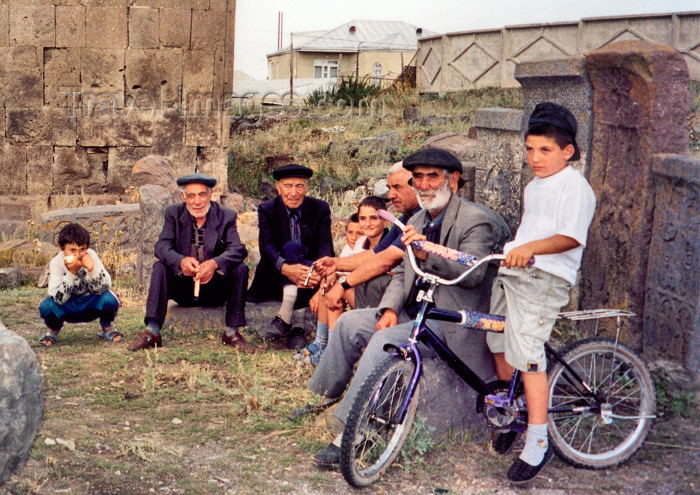 armenia61: Armenia - Noradusz, Gegharkunik province: Caucasian clan - photo by M.Torres - (c) Travel-Images.com - Stock Photography agency - Image Bank