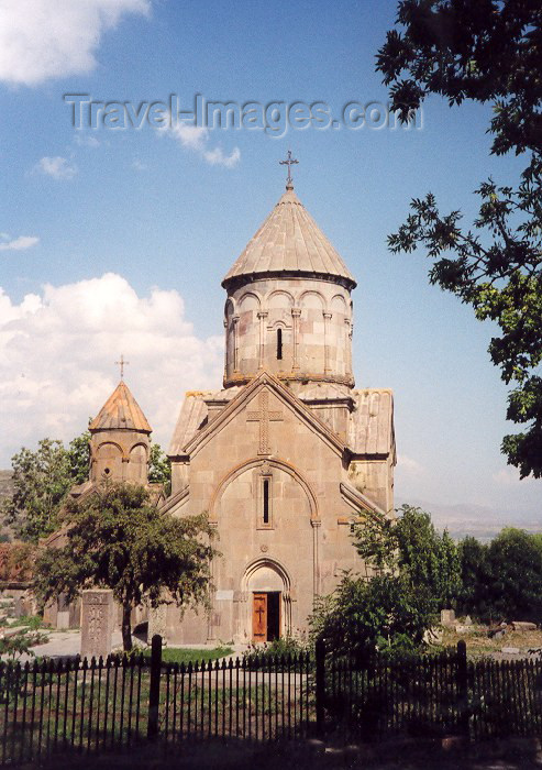 armenia64: Armenia - Tsaghkadzor, Kotayk province: Kecharis monastery on the valley of flowers - photo by M.Torres - (c) Travel-Images.com - Stock Photography agency - Image Bank
