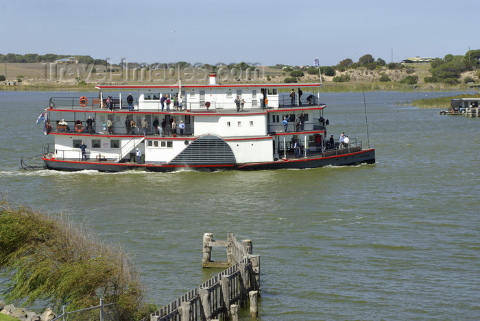 australia125: Australia - Goolwa, South Australia: Wooden Boat Festival, Paddle Steamer - photo by G.Scheer - (c) Travel-Images.com - Stock Photography agency - Image Bank