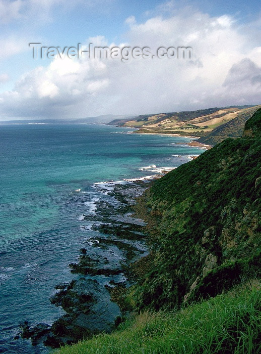 australia157: Australia - Great Ocean Road (Victoria) - photo by Luca Dal Bo - (c) Travel-Images.com - Stock Photography agency - Image Bank
