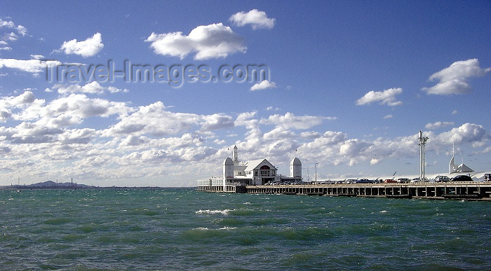australia159: Australia - Geelong Pier (Victoria) - photo by Luca Dal Bo - (c) Travel-Images.com - Stock Photography agency - Image Bank