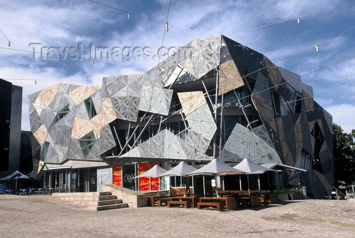 australia345: Australia - Melbourne (Victoria): ACMI - Federation Square - photo by Steve Lovegrove - (c) Travel-Images.com - Stock Photography agency - Image Bank