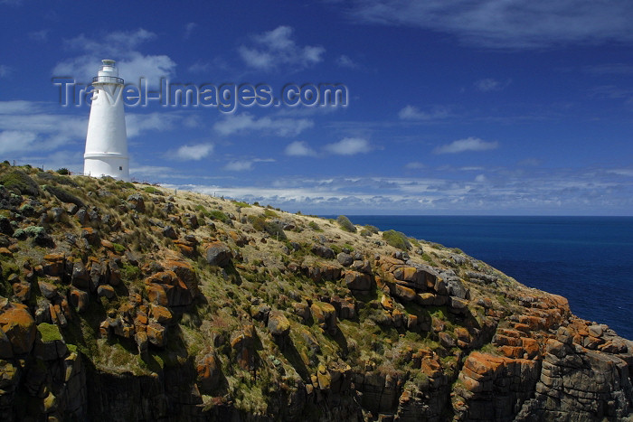 australia380: Australia - Cape Willoughby Lighthouse - Kangaroo Island (South Australia) - photo by Rod Eime - (c) Travel-Images.com - Stock Photography agency - Image Bank
