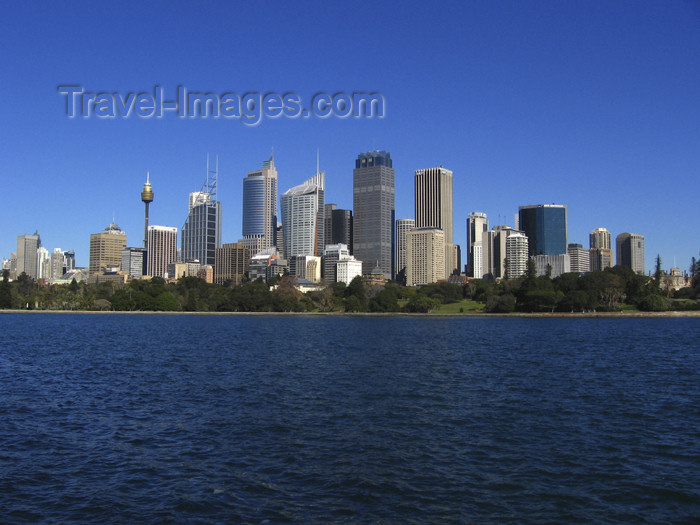australia612: Australia - Sydney (NSW): cityscape - skyline (photo by M.Samper) - (c) Travel-Images.com - Stock Photography agency - Image Bank