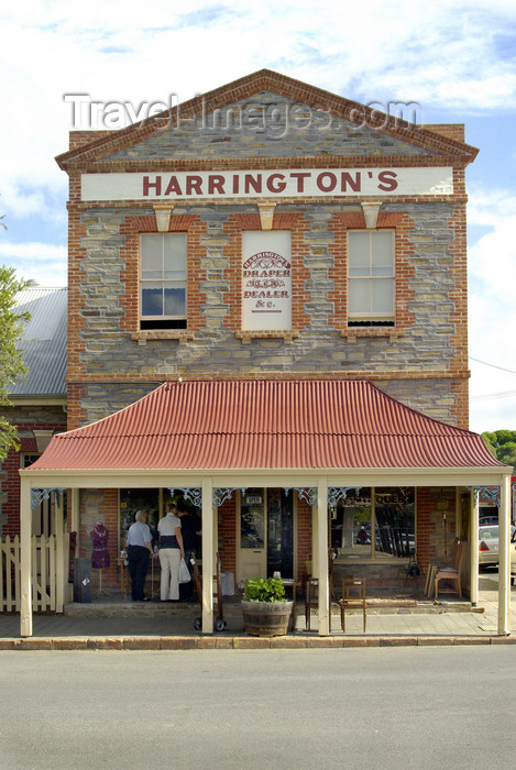 australia691: Australia - Strathalbyn,South Australia: Harrington's antique shop,  - photo by G.Scheer - (c) Travel-Images.com - Stock Photography agency - Image Bank