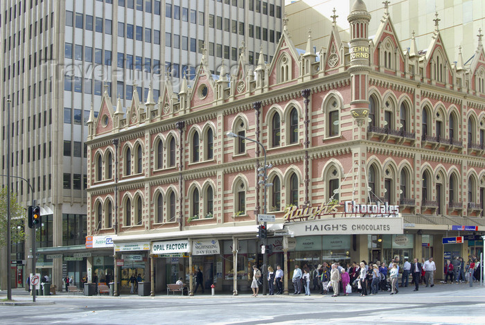 australia693: Australia - Adelaide, South Australia: Beehive Corner - photo by G.Scheer - (c) Travel-Images.com - Stock Photography agency - Image Bank