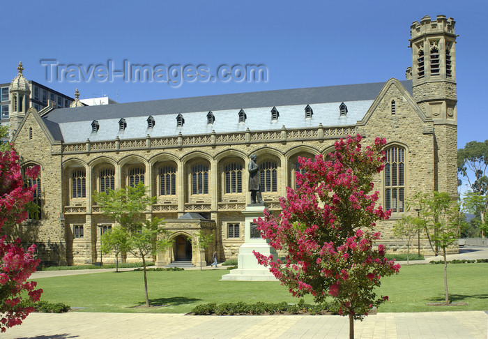 australia699: Australia - Adelaide, South Australia: Elder Hall, North Tce. - photo by G.Scheer - (c) Travel-Images.com - Stock Photography agency - Image Bank