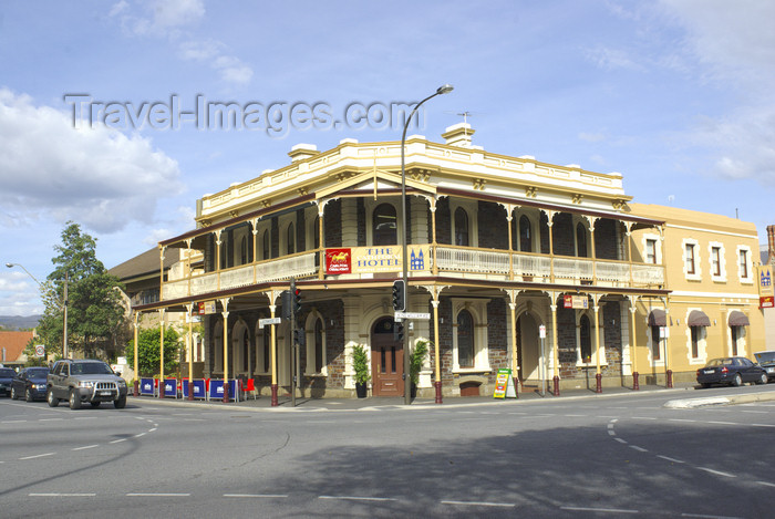 australia705: Australia - North Adelaide, South Australia: Hotel - photo by G.Scheer - (c) Travel-Images.com - Stock Photography agency - Image Bank