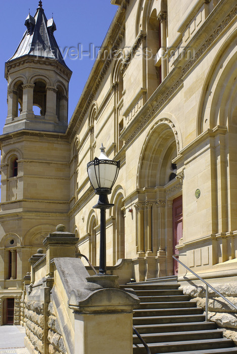 australia707: Australia - Adelaide, South Australia: Museum, North Tce. - photo by G.Scheer - (c) Travel-Images.com - Stock Photography agency - Image Bank