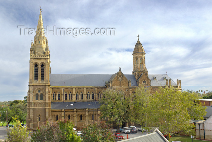 australia711: Australia - Adelaide,  South Australia: St. Peters Cathedral - photo by G.Scheer - (c) Travel-Images.com - Stock Photography agency - Image Bank