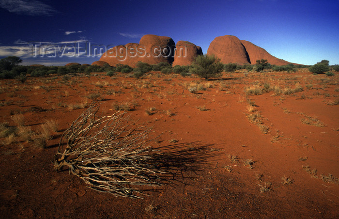 australia736: The Olgas / Kata Tjuta, NT, Australia: sacred for the Pitjantjajara people - photo by Y.Xu - (c) Travel-Images.com - Stock Photography agency - Image Bank