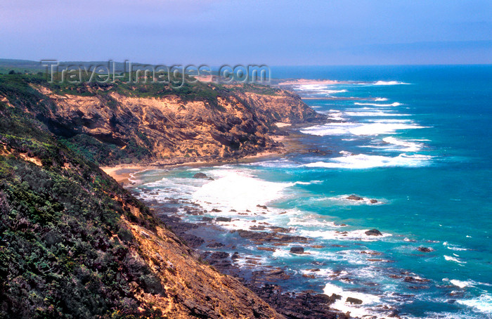 australia758: Great Ocean Road, Victoria, Australia: Cape Otway Coast - Otway National Park - photo by G.Scheer - (c) Travel-Images.com - Stock Photography agency - Image Bank