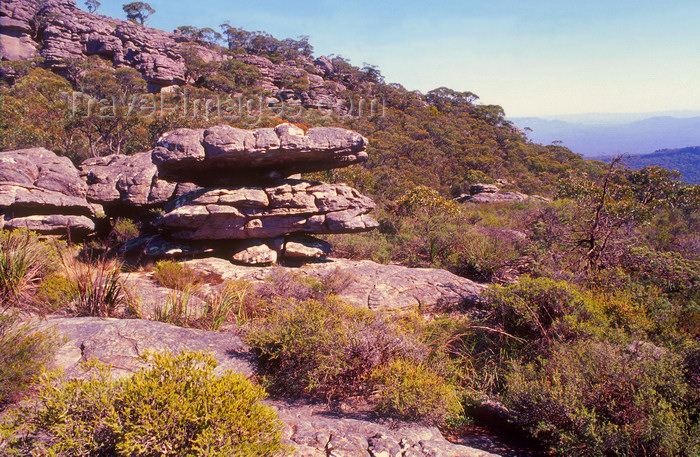 australia769: Grampians National Park, Victoria, Australia: Mt. Rosea area - photo by G.Scheer - (c) Travel-Images.com - Stock Photography agency - Image Bank