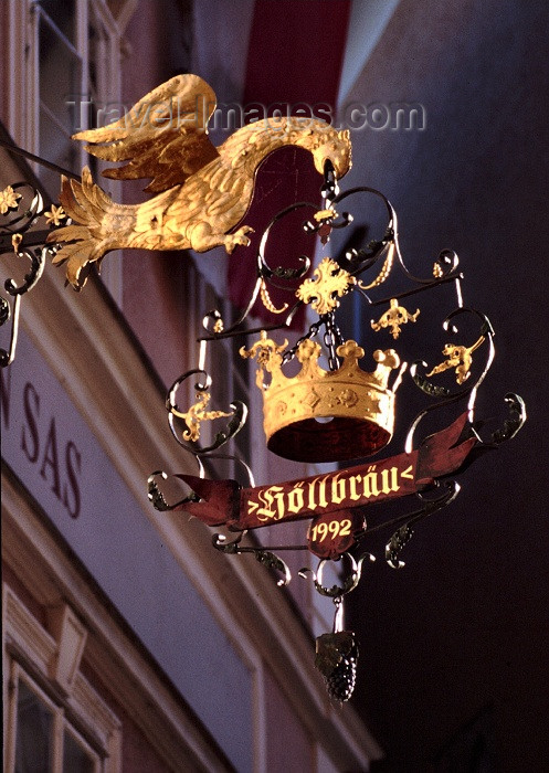 austria69: Austria - Salzburg: hotel sign - Altstadt Radisson SAS Hotel - photo by M.Torres - (c) Travel-Images.com - Stock Photography agency - Image Bank